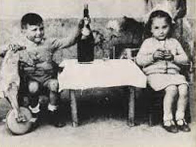 Sabato 3 dicembre: Mamma mi fai assaggiare il vino?