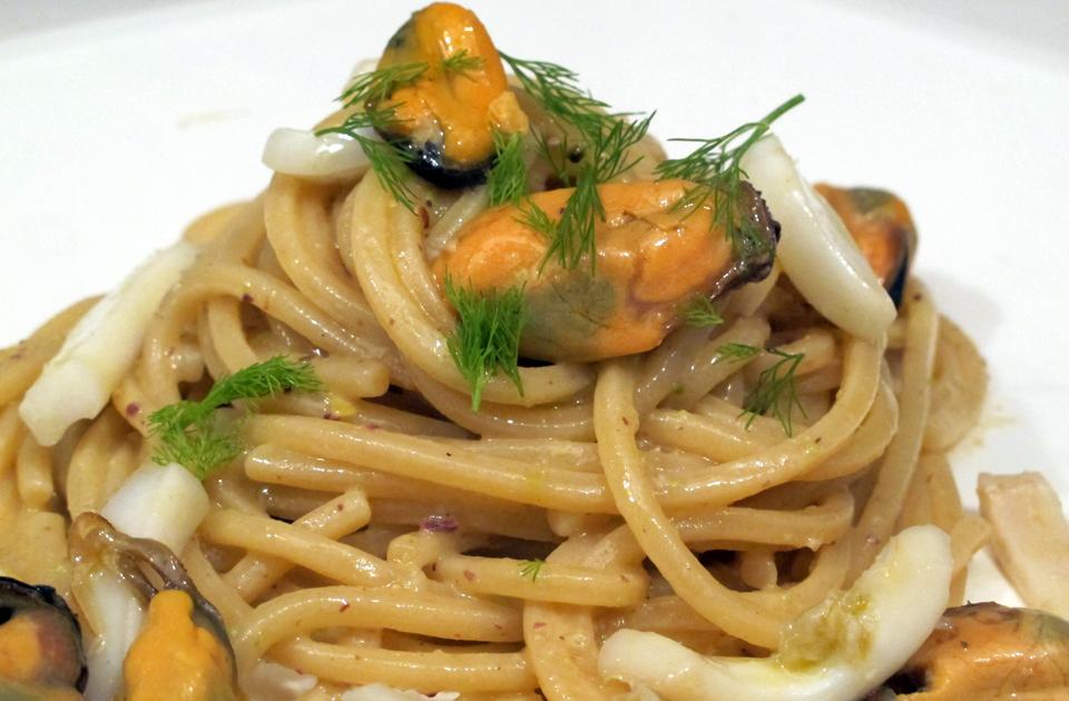 Tajarin al sapore di mare: l'estate è arrivata nella cantina Josetta Saffirio